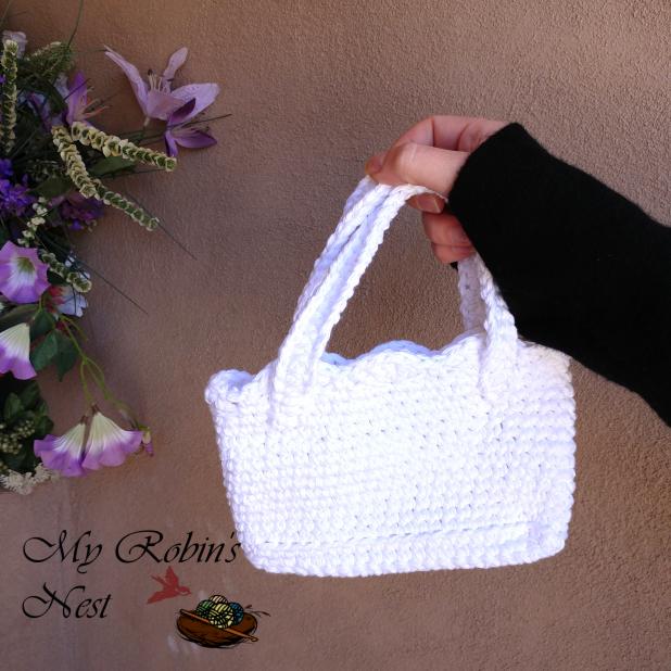 My Little Mass Bag (White)