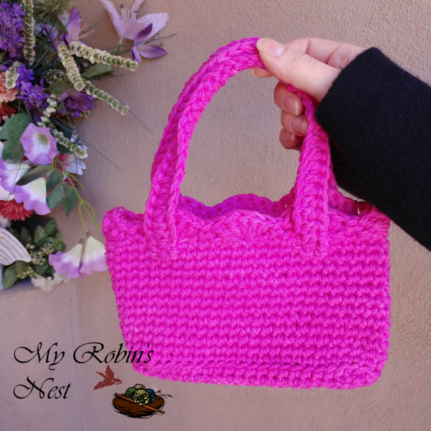 My Little Mass Bag (Fuchsia)