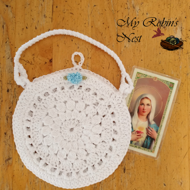 My First Communion Purse