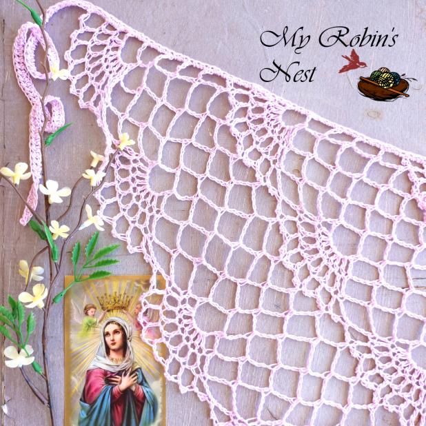 Mary My Queen Chapel Veil