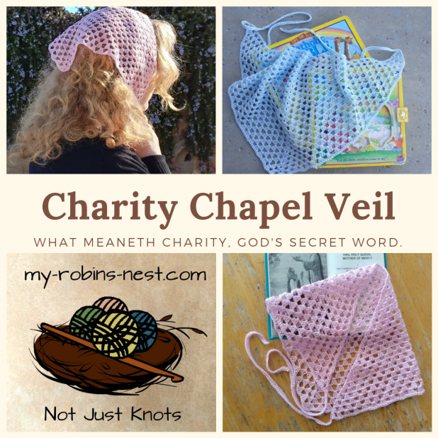 Charity Chapel Veil