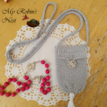 Always There Rosary Pouch