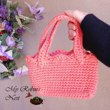 My Little Mass Bag (Coral)