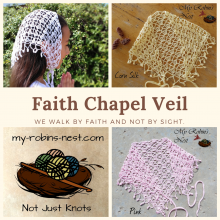 Faith Chapel Veil